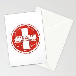 Switzerland Schweizer Nati, La Nati, Squadra nazionale ~Group E~ Stationery Cards