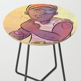 Stowaway Pirate Side Table