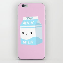 Soya Milk iPhone Skin