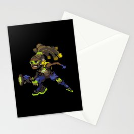 Lucio over Stationery Cards