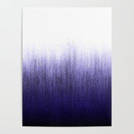 Lavender Ombré Poster