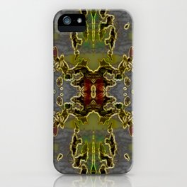 Light Quanta iPhone Case