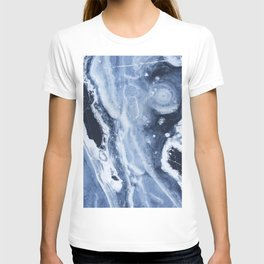 Marble Ice Indigo T-shirt
