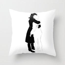 I'm sorry, John Throw Pillow