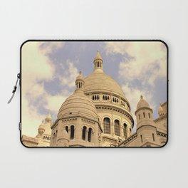 Sacre Coeur Laptop Sleeve