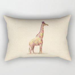 Fashionable Giraffe Rectangular Pillow
