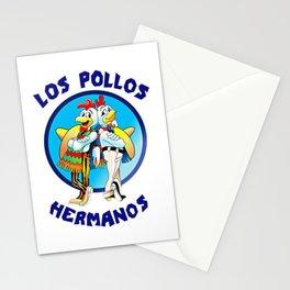 los pollos hermanos Stationery Cards