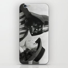 Darth Vader in Casablanca iPhone Skin