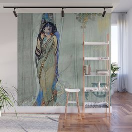 """Exotic Rose"" by Charles Robinson Wall Mural"