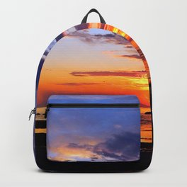 Between Sky and Earth Backpack
