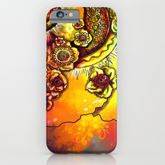FLOWER II iPhone & iPod Case
