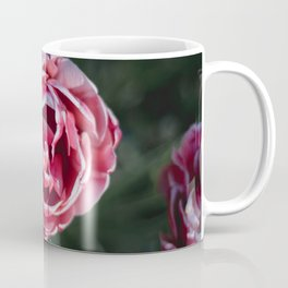 Flowering Pink Tulip Coffee Mug