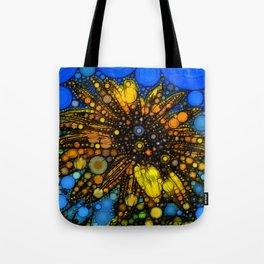 :: Blackhole Sun :: Tote Bag