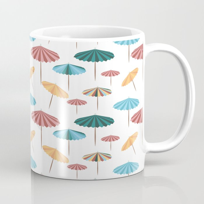 Under my Parasol Coffee Mug