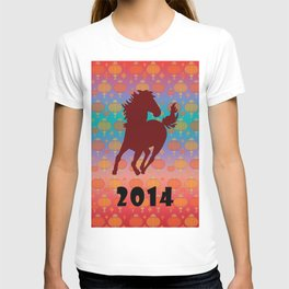 2014 - Chinese Year of the Horse T-shirt