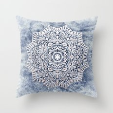 SERENITY MANDALA Throw Pillow