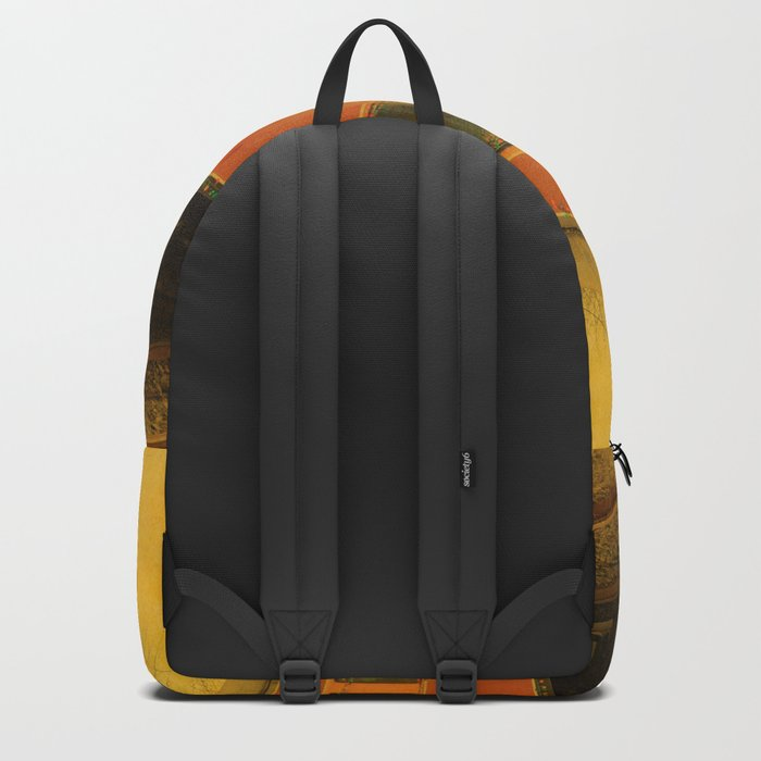 CHRISTMAS STEAM TRAIN Backpack