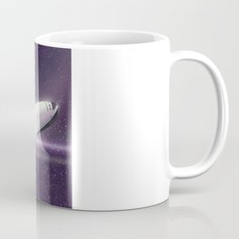 Space Transportation Craft Coffee Mug