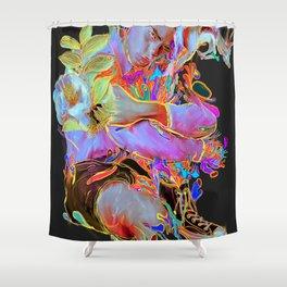Fondness Shower Curtain