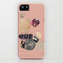 Karl-Marx-Platz 10 iPhone Case