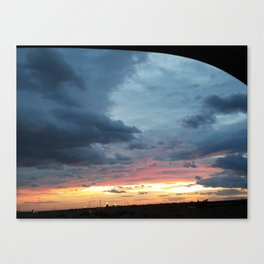 Side view mirror Canvas Print