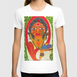 East Indian Bengali Bride T-shirt