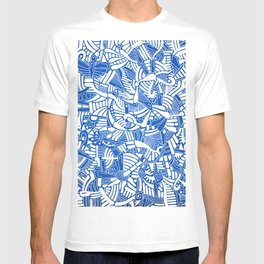 - the captain who fell with the blue angels - T-shirt