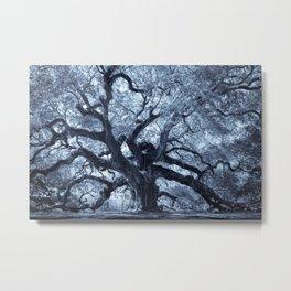 Angel Oak 4 Metal Print