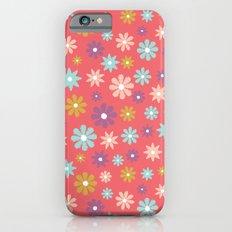 Butterfly Garden - Daisies Slim Case iPhone 6s