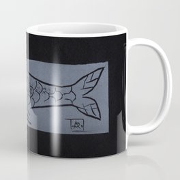 laying fish Coffee Mug