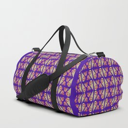 Three Second Rule; Save the Ice Cream Pattern Duffle Bag