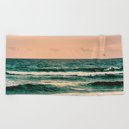 Escape to Paradise Beach Towel