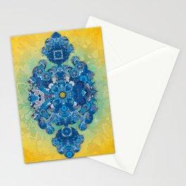 Batik 01 Stationery Cards