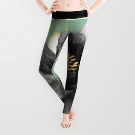 Black Lotus Leggings