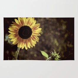 Sunflower Gaze Rug