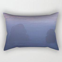 Gog and MaGog At Sunrise. 12 Apostles Along The Great Ocean Road. 2 Rectangular Pillow