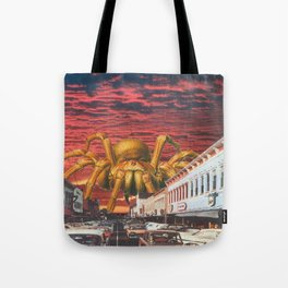 It Came From The Desert Tote Bag