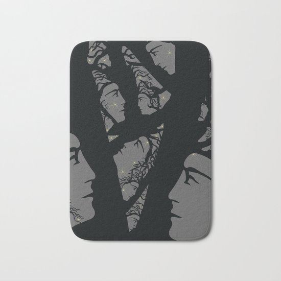 TREE 1 Bath Mat