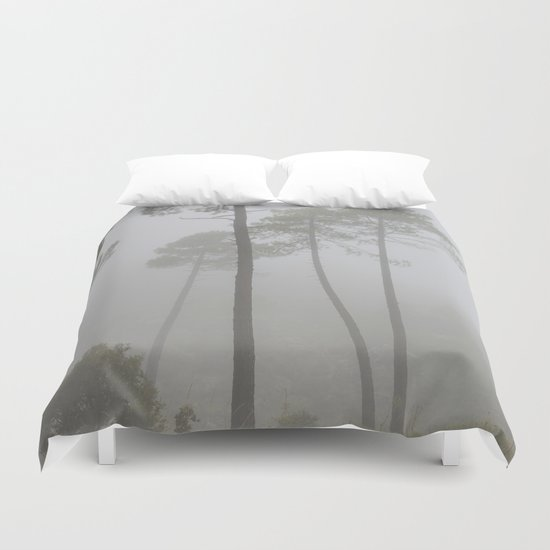"""""""Wind traces"""". Forest dreams Duvet Cover"""