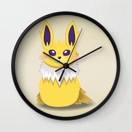 Evolution Bobbles - Jolteon Wall Clock