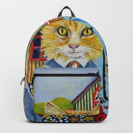 American Meowthic Backpack