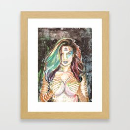 Emily You Would Be Cooler If You Had Me As A Pen Pal Framed Art Print
