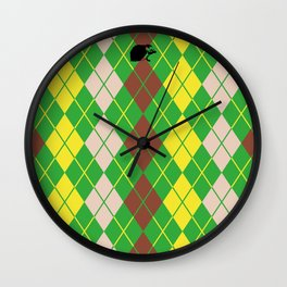 Shinbone's Ballantyne 4 Wall Clock