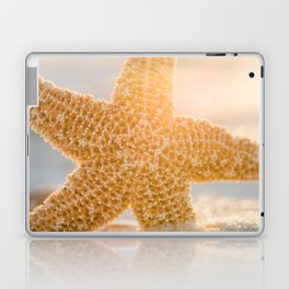 Sugar Starfish Sunset Laptop & iPad Skin