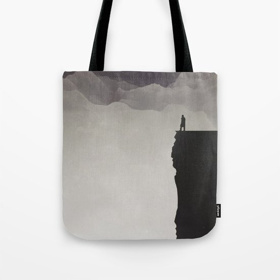 Sing to the wide open spaces Tote Bag