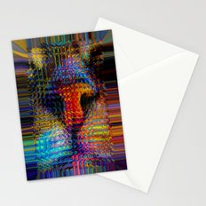 Dangerous reflection Stationery Cards