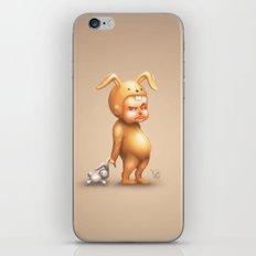 Bunny Kid iPhone & iPod Skin