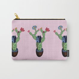My prickly cactus safe house Carry-All Pouch