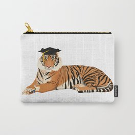 Graduation Tiger Carry-All Pouch