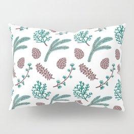 The Pine Pattern Pillow Sham